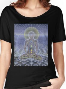 Alex Grey Colourfull 18 Women's Relaxed Fit T-Shirt