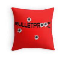 TMtee Bulletproof Throw Pillow