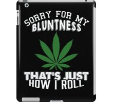 CANNABIS iPad Case/Skin