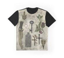 (Super)natural History - Hunter's artefacts Graphic T-Shirt