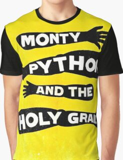 Monty, Python And The Holy Grail Graphic T-Shirt