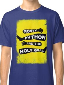 Monty, Python And The Holy Grail Classic T-Shirt