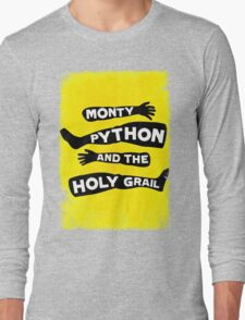 Monty, Python And The Holy Grail Long Sleeve T-Shirt
