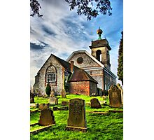 St Lawrence Church Photographic Print