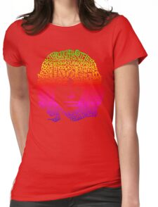 Morrifonts Womens Fitted T-Shirt