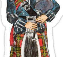 Scots Guard Sticker