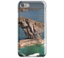The Green Bridge of Wales iPhone Case/Skin