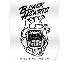 Black Hearts Poster