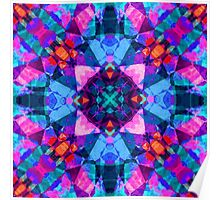 Kaleidoscope of Color Poster