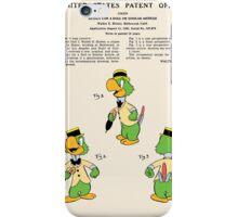 Jose Carioca Patent - Colour iPhone Case/Skin