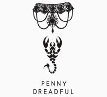 Penny dreadful-scorpion Kids Tee