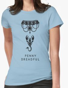 Penny dreadful-scorpion Womens Fitted T-Shirt