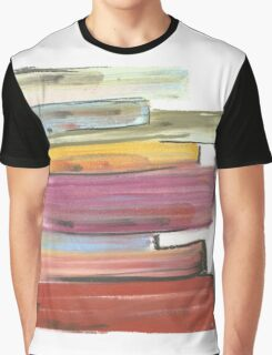 Building in Colour Graphic T-Shirt