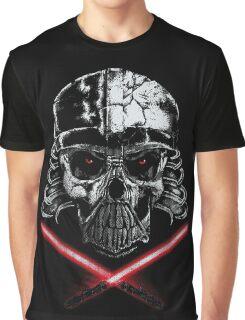 Dead Skull Graphic T-Shirt
