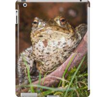 Common Toad iPad Case/Skin