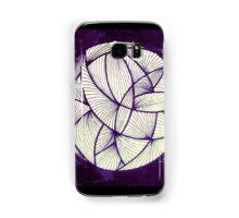 Purple Groove Samsung Galaxy Case/Skin