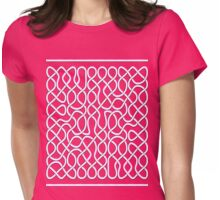 A Trail without End Womens Fitted T-Shirt