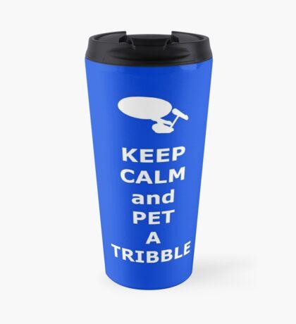 Pet a Tribble Travel Mug