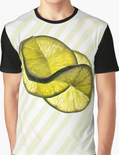 Cool lime twist Graphic T-Shirt