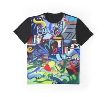 Abstract Landscape #2 Graphic T-Shirt