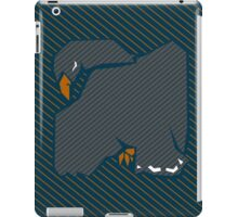 House Pillow: wit and learning iPad Case/Skin