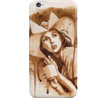 Cafe Belle iPhone Case/Skin