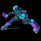 Electric Skater by albionhands