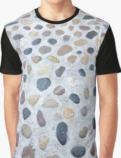 Pebbles in the Pavement Graphic T-Shirt