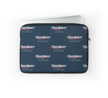 Giant Meteor 2016 Just End It Already T-Shirt Laptop Sleeve