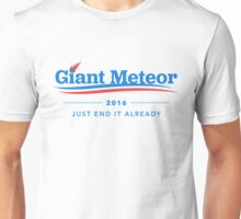 Giant Meteor 2016 T-Shirt Unisex T-Shirt