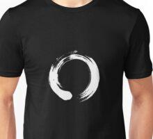 White Zen Unisex T-Shirt