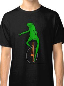 Dat Boi Unicycle Frog T-Shirt Classic T-Shirt