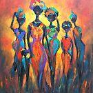 Gathering by Ivana Pinaffo