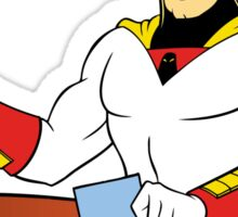 Space Ghost Sticker