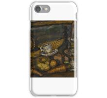 Joel Pettersson () Still-life , room,drink,meals  iPhone Case/Skin