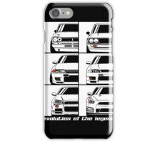 Nissan Skyline. Evolution iPhone Case/Skin
