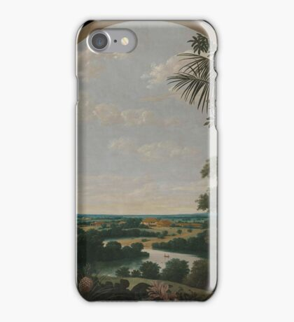 Landscape in Brazil. Frans Jansz. Post iPhone Case/Skin