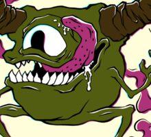 Stereo Monster Sticker