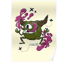 Stereo Monster Poster