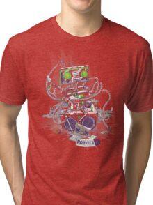 Noise Pollution Tri-blend T-Shirt