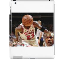 Michael Jordan iPad Case/Skin