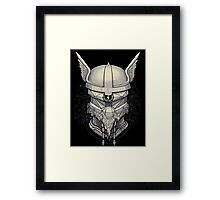 Viking Robot Framed Print