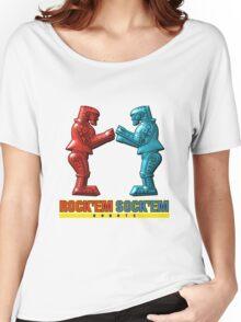 Rock'em Sock'em - 3D Variant Women's Relaxed Fit T-Shirt