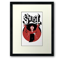 Ghost (Ghost BC) Indiana Opus Eponymous Framed Print
