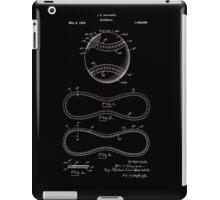 Baseball Patent 1928 iPad Case/Skin
