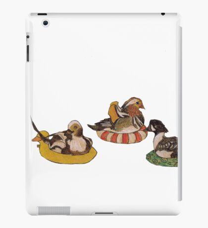 Lazy Ducks iPad Case/Skin