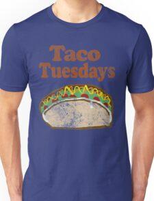 Vintage Taco Tuesday Unisex T-Shirt