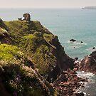Pembrokeshire Coast Near Angle II by Chester Tugwell