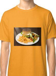 Chicken burger Classic T-Shirt