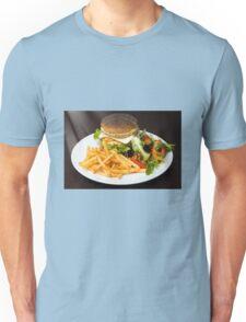 Chicken burger Unisex T-Shirt